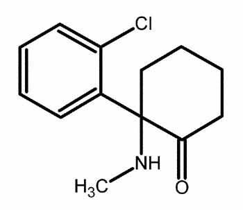 ketamine structure activity relationship for quinolones
